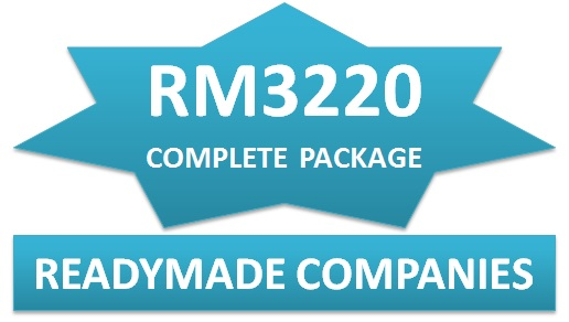 Price For Readymade Companies In Malaysia